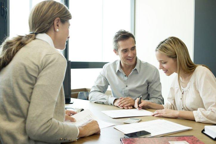 Borrowers looking at registration loans